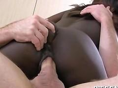 Sex Is What Horny Ebony Cutie Needs Film 2