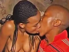 Amateur African Couple In Some Nice Cock Sucking And Pussy